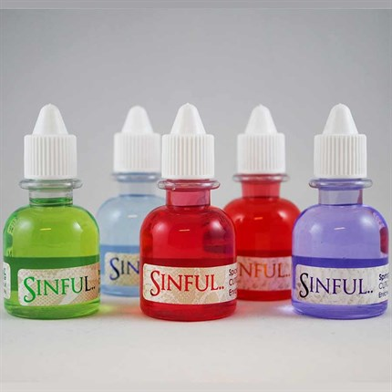 Sinful Cuticle Oil 25ml - Bliss