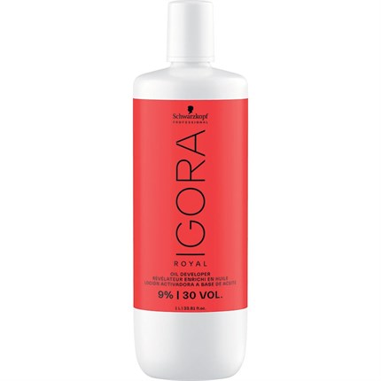 Schwarzkopf Igora Developer 1 Litre - 30vol (9%)