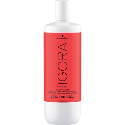 Schwarzkopf Igora Developer 1 Litre - 40vol (12%)