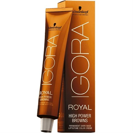Schwarzkopf Igora High Power Browns 60ml B-9
