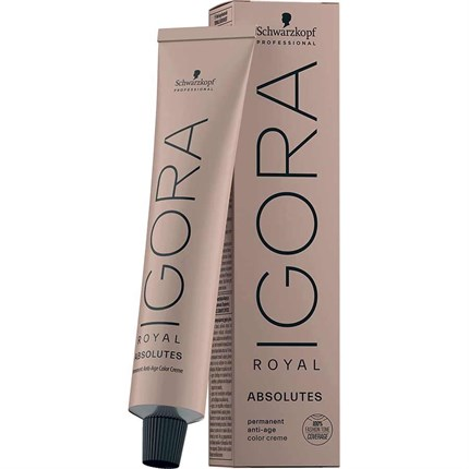 Schwarzkopf Igora Royal Absolutes 60ml 7-60 - Medium Blonde Chocolate Natural