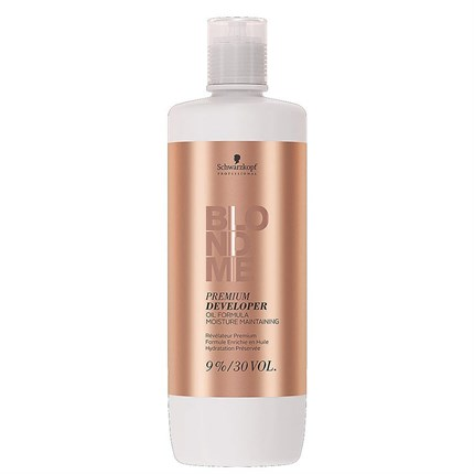 Schwarzkopf BLONDME Premium Oil Developer 1 Litre - 30vol (9%)