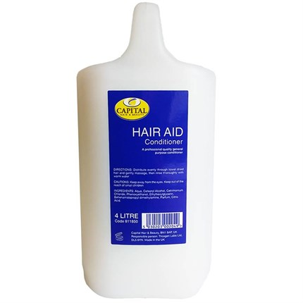 Capital Conditioner 4 Litre - Hair Aid
