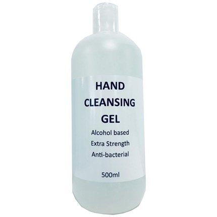 Tricogen Anti-Bacterial Hand Cleansing Gel (70%) 500ml