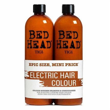 TIGI Bed Head Colour Goddess Shampoo/Conditioner 750ml Tween Duo