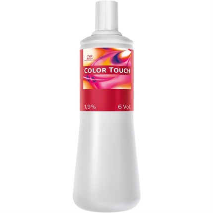 Wella Colour Touch Creme Lotion - 500ml (1.9%)
