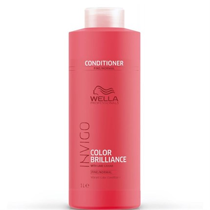 Wella Professionals INVIGO Color Brilliance Conditioner 1000ml - Fine/Normal Hair