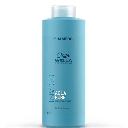 Wella Professionals INVIGO Balance Aqua Pure Purifying Shampoo 1000ml