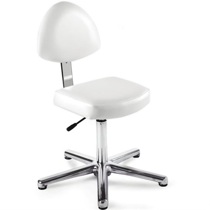 REM Nail Technicians Seat - Tailored Slate