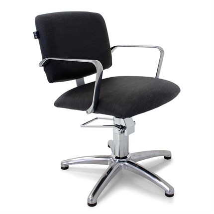 REM Atlas Hydraulic Chair - Black