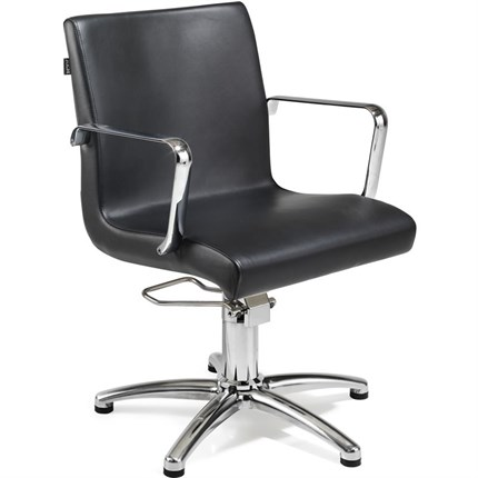 REM Ariel Hydraulic Chair - Platin
