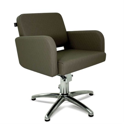 REM Colorado Hydraulic Chair - Tailored Vanilla