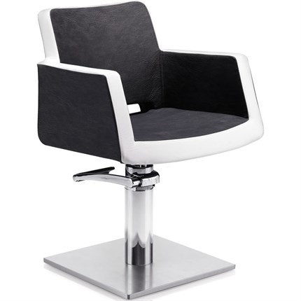 REM Vista Hydraulic Chair - Tailored Slate