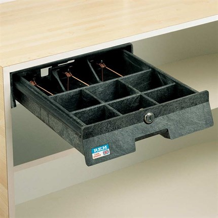 REM Lockable Cash Drawer for Reception Desks