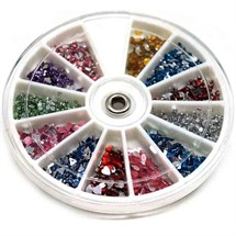 The Manicure Company Rhinestone 3.5mm - 12 Colours