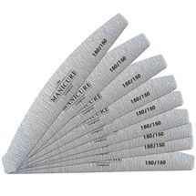 The Manicure Company 150/150 GRIT Pro Nail Files - 5pk