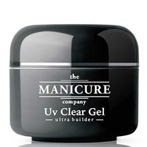 The Manicure Company Ultra UV Gel Builder 50g - Clear