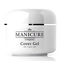 The Manicure Company Cover Gel - Light Natural Pink 30g