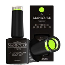 The Manicure Company UV LED Gel Nail Polish 8ml - Roller Disco