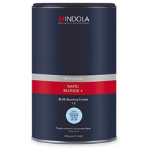 Indola Profession Rapid Blonde Dust Free Bleach Blue 500g