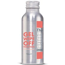The Edge UV Gel Wipe-Off Solution 100ml