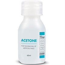 The Edge Acetone Tip Remover - 60ml