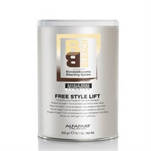 Alfaparf BB Bleach Free Style Lift 400g