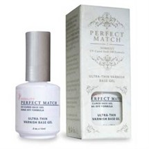 Perfect Match - Ultra Thin Varnish Base Gel