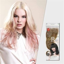 Balmain Fill-in Softring Extensions Human Hair 40cm 50pcs - 614-23