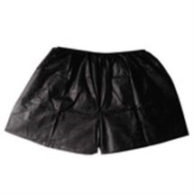 Disposable Boxer Shorts - Black