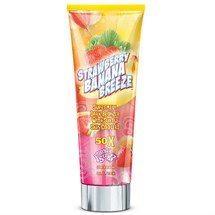 Fiesta Sun Tanning Lotion 236ml - Strawberry Banana Breeze