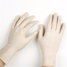 Capital Latex Gloves Pk20 - Small