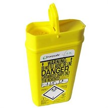Sterex Sharps Box 2 Litre