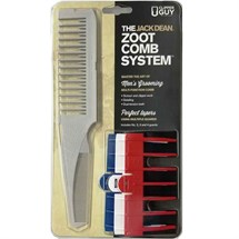 Denman JDZCS01 The Jack Dean Zoot Comb Cutting System