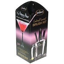 Denman Cocktail-Scented Brush Kit