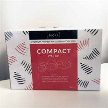 Looks Wax Starter Kit - Compact