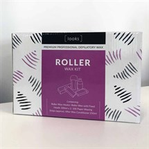 Looks Roller Wax Kit