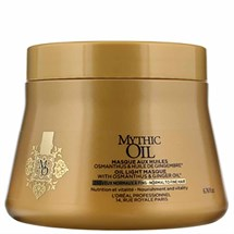 L'Oréal Professionnel Mythic Oil Masque 200ml - For Fine Hair