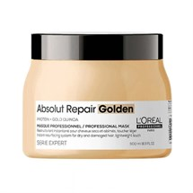 L'Oréal Professionnel Série Expert Gold Lighweight Repair Masque 500ml