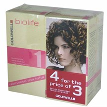 Goldwell Biolife Perm 3+1 Pack