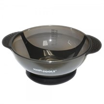 Hair Tools Suction Tint Bowl - Black