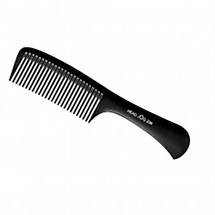Head Jog 206 Detangler Comb Black