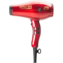 Parlux 385 Power Light Ceramic Ionic Dryer - Red