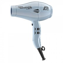 Parlux Advance Light Ceramic Ionic Hairdryer - Ice