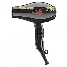 Parlux Advance Light Ceramic Ionic Hairdryer - Black