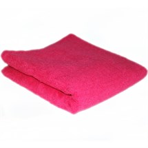 Hair Tools Towels Pk12 - Hot Pink