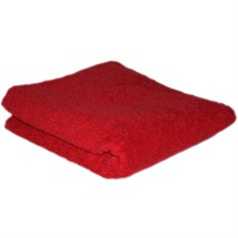 Hair Tools Towels Pk12 - Red
