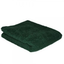 Hair Tools Towels Pk12 - Bottle Green