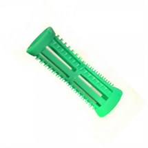 Head Jog Rollers With Pins - Green 18mm