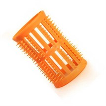 Head Jog Rollers with Pins (12pk) - Peach 40mm